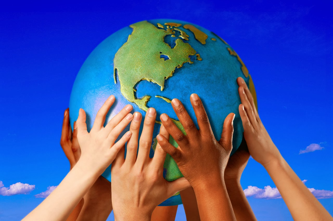 Imagine A World Without Prejudice Where People Are NOT Conditioned To React Other In Negative Ways